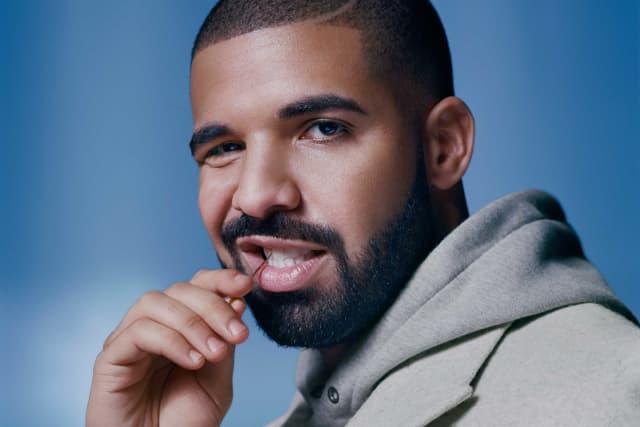 Peak Drake The FADER - Drake fader hairstyle