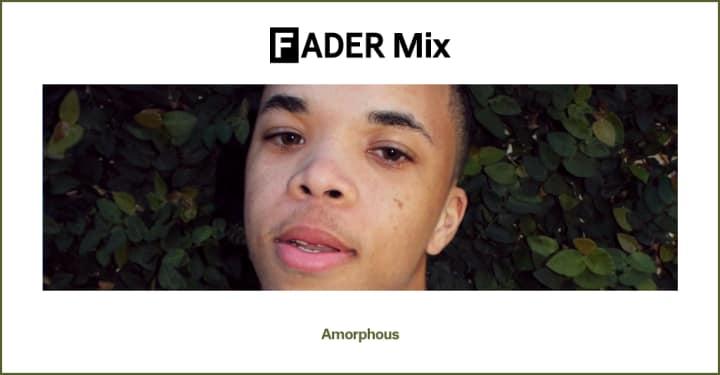 FADER Mix: Amorphous