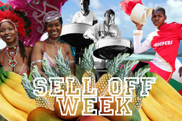 Introducing Sell Off Week On The FADER