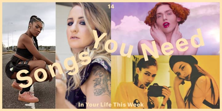 14 songs you need in your life this week