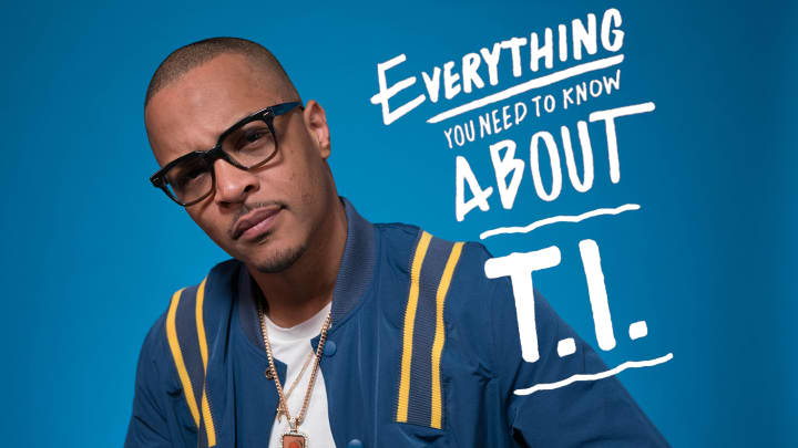 Everything You Need To Know About T.I.