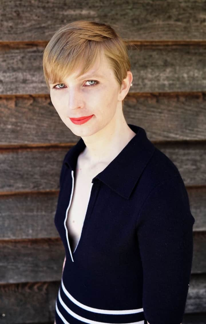 Chelsea Manning Is On Instagram