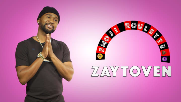 Watch Zaytoven Play An Amusing Game Of Emoji Roulette
