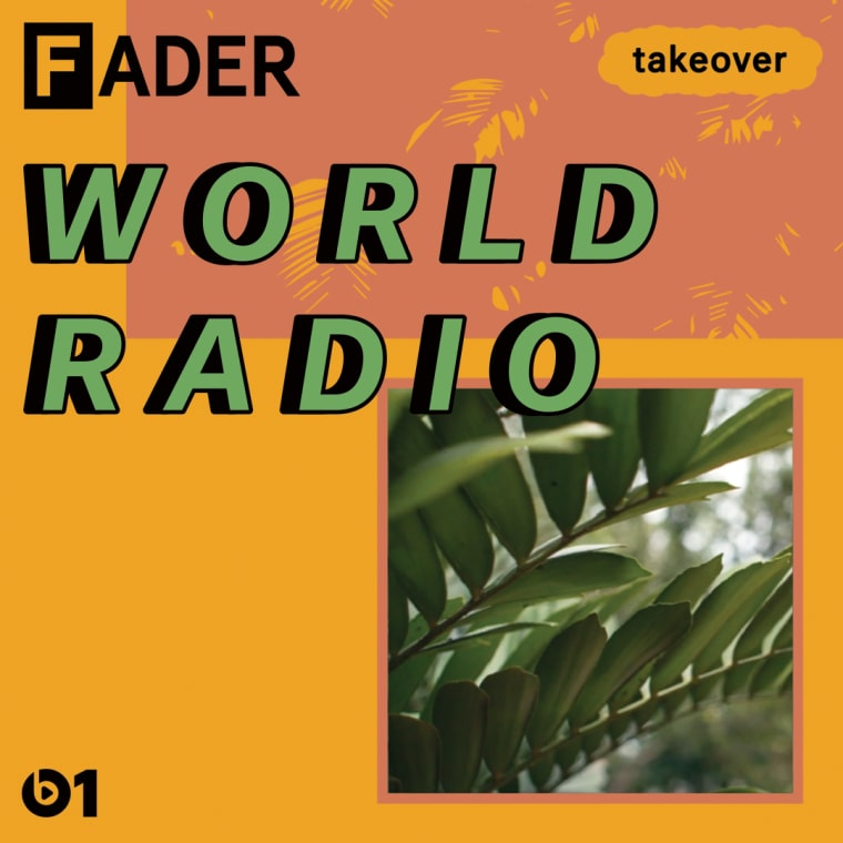 Here Is The Full Tracklist From FADER World Radio Episode 2