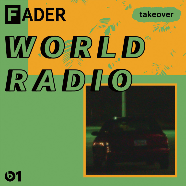 Listen To The Fourth Episode Of FADER World Radio