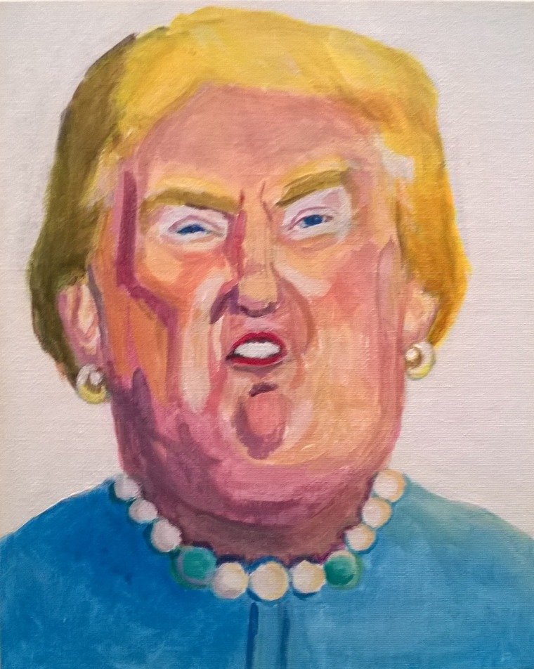 """Don't Miss The """"Nasty Women"""" Exhibit, A Visual Protest"""