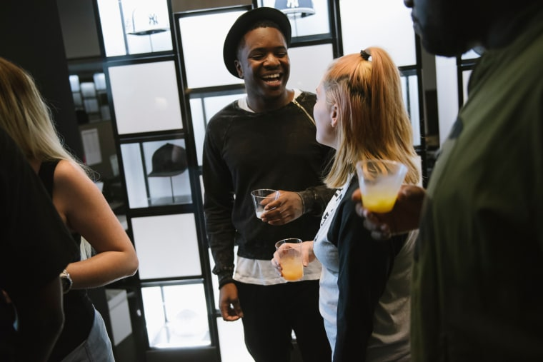 DonMonique And Chase B Popped Off At New Era's N.Y.C. Office