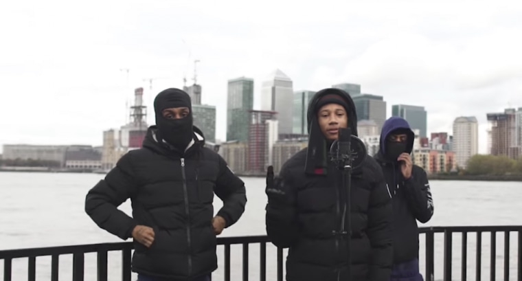 Police in London applied for a court order to ban rap group 1011 from recording drill music