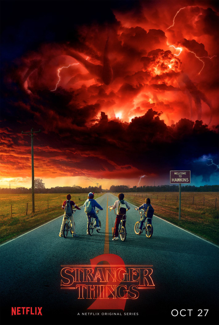 The Trailer For The Second Season Of<i> Stranger Things</i> Is Finally Here