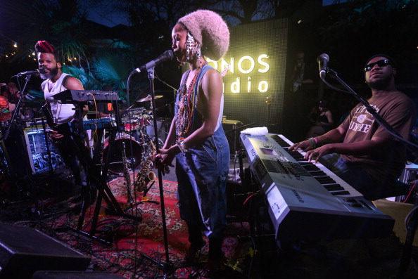"""Hear Erykah Badu And Robert Glasper Reinterpret Miles Davis' """"Maiysha"""""""