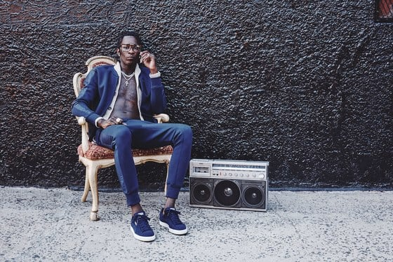 Young Thug Stars In Puma's New Tracksuit-Heavy Campaign
