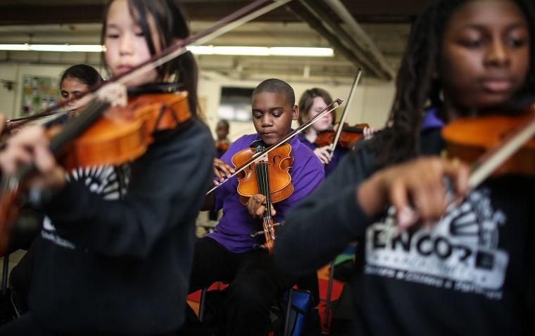 Atlanta Public Schools Cut Music Programs And Laid Off Music Teachers