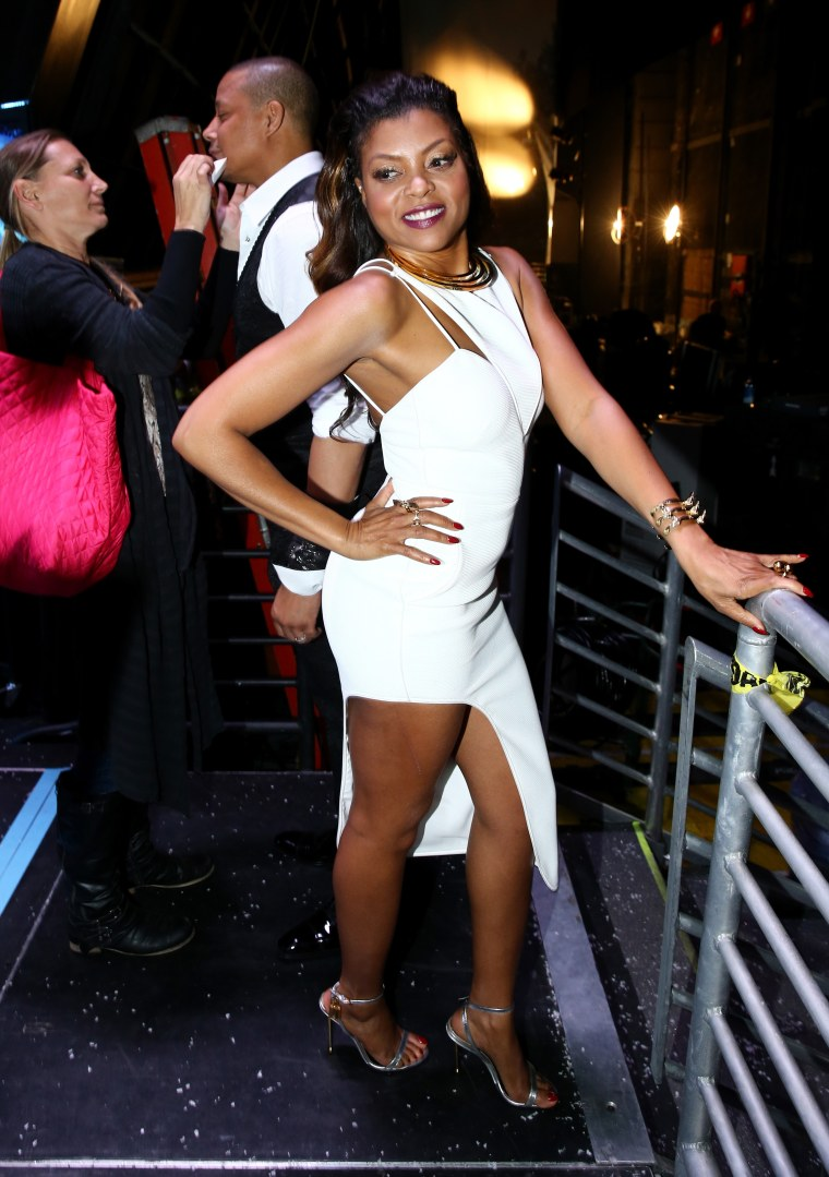 Here's Why Taraji P. Henson Should Host Every Single Event Ever