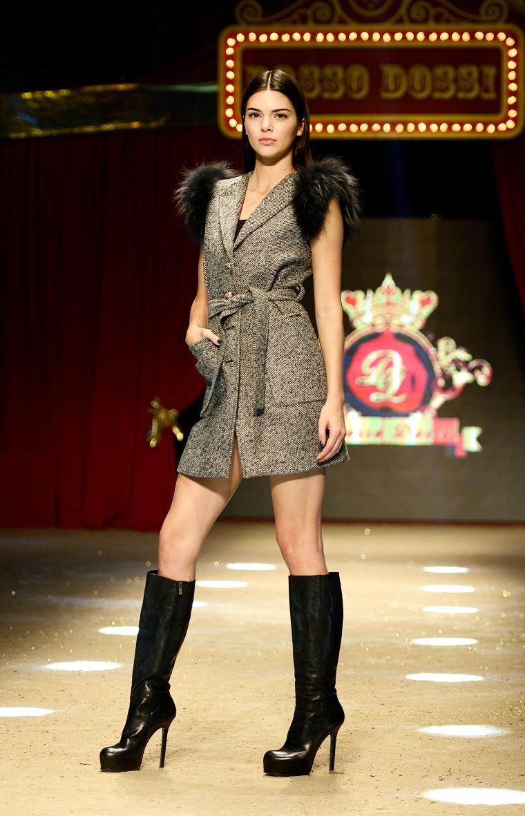Dosso dossi fashion show antalya 78