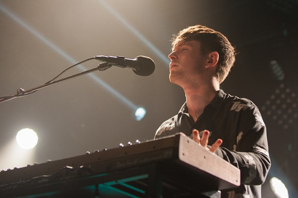 Listen To James Blake Perform A Live Set On BBC Radio 1