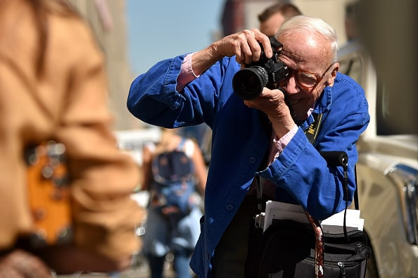 Iconic <i>New York Times</i> Fashion Photographer Bill Cunningham Dies At 87