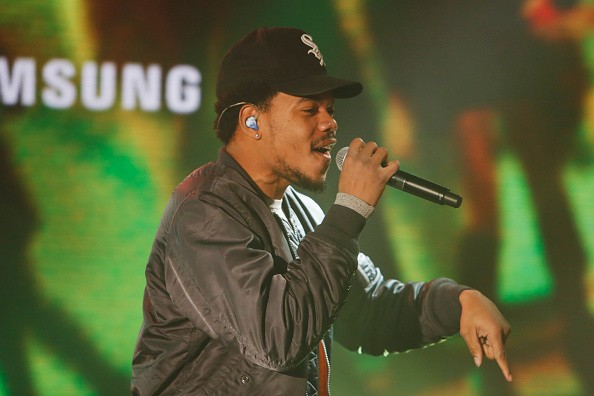 Chance The Rapper's <i>Coloring Book</i> Becomes First Streaming-Exclusive To Chart On Billboard 200