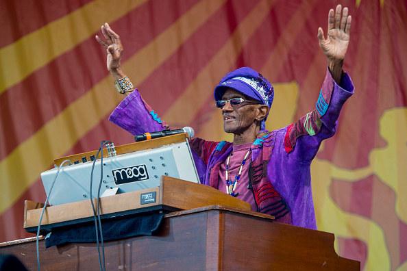 Founding Member Of Parliament-Funkadelic Bernie Worrell Dies At 72
