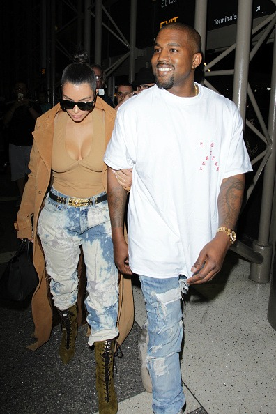 """Kanye West Is Reportedly Being Sued Over A Sample On """"New Slaves"""""""