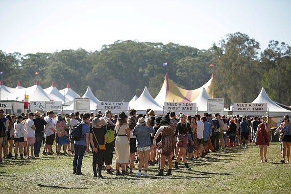 Live Nation Introduces TSA PreCheck Security Lines At Music Festivals