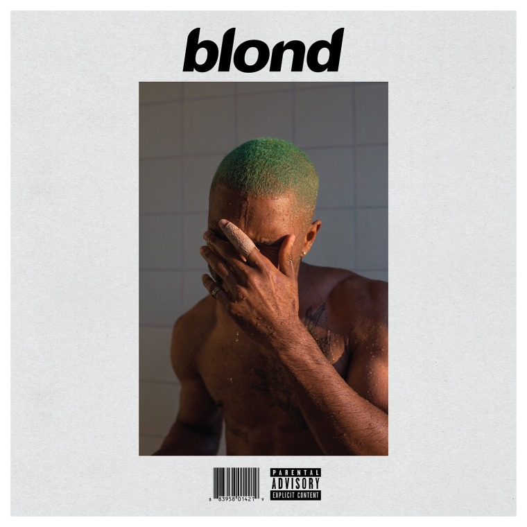 View The Full Credits For Frank Ocean's <i>Blonde</i> Album