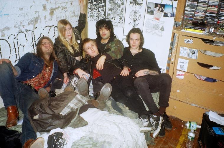 """Cheena, An Underground Punk Supergroup, Premieres """"Car"""""""
