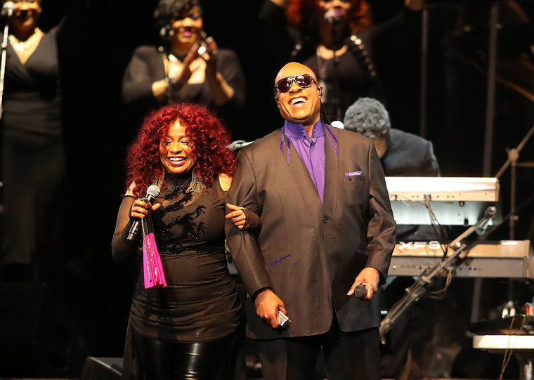 Watch Stevie Wonder, Chaka Khan, And More Perform At The Prince Tribute Concert