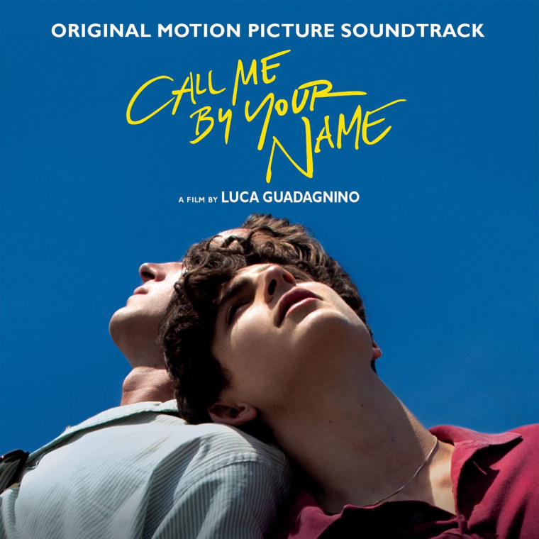 The <i>Call Me By Your Name</i> soundtrack is being pressed on peach-scented vinyl