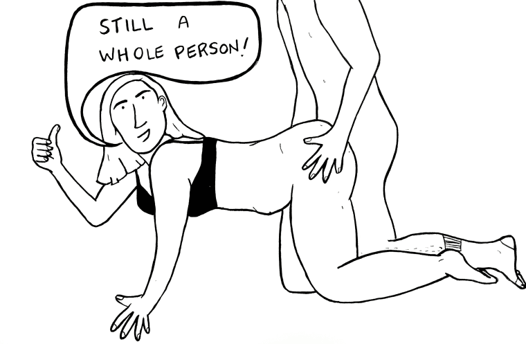 This Sex Positive Comic Artist Is The Older Sibling You Wish You Had