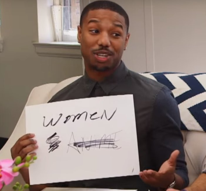 Michael B. Jordan defends his love of anime