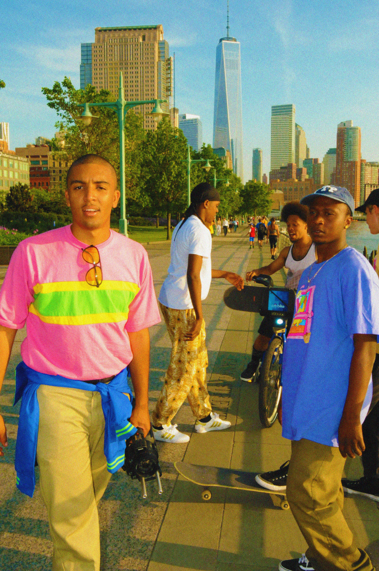 "Get A First Look At Illegal Civilization's First ""Skate Program"" Lookbook"