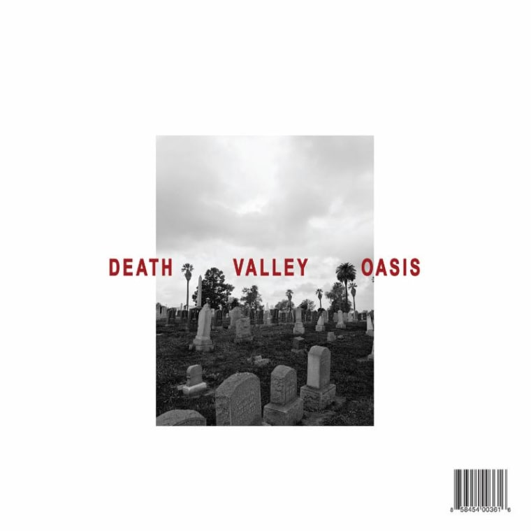 "D33J Announces Debut Album <i>Death Valley Oasis</i>, Shares ""Black Ice"""