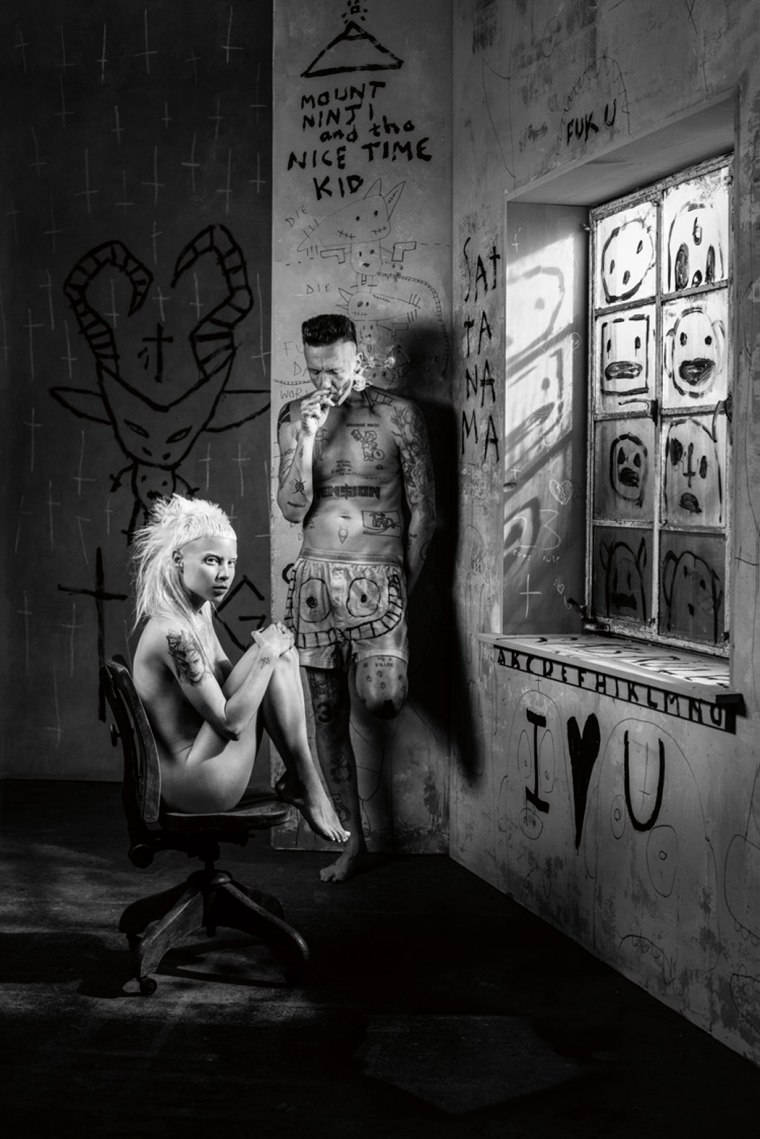 """Die Antwoord Offers A Warning On """"Gucci Coochie"""""""