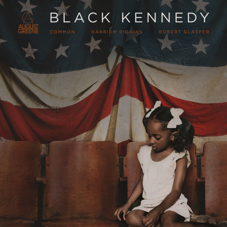 """Common, Robert Glasper, and Karriem Riggins made a concept song called """"Black Kennedy,"""" and it's a beautiful ride"""