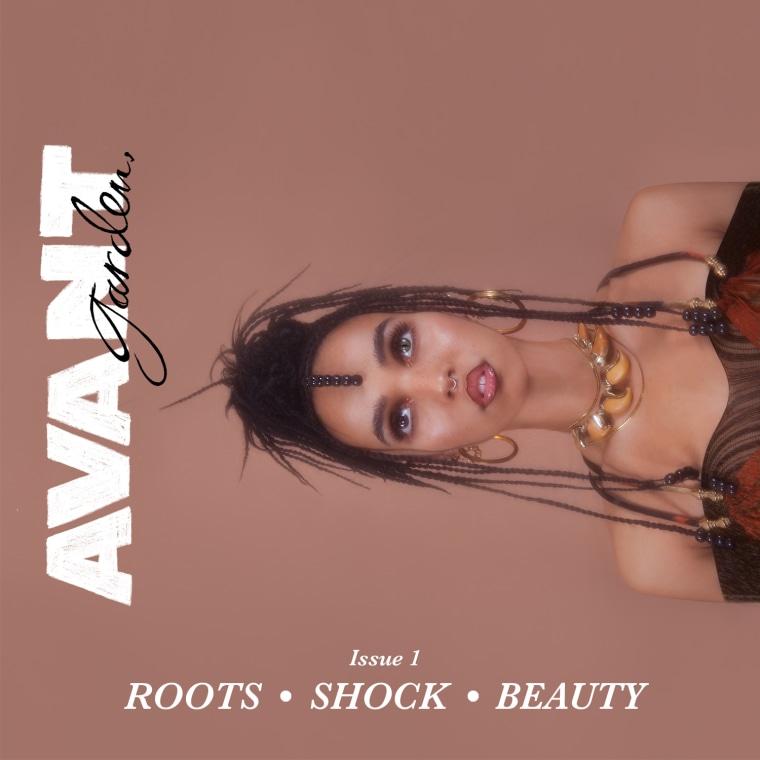 FKA twigs introduces new Instagram magazine, <i>AVANTgarden</i>