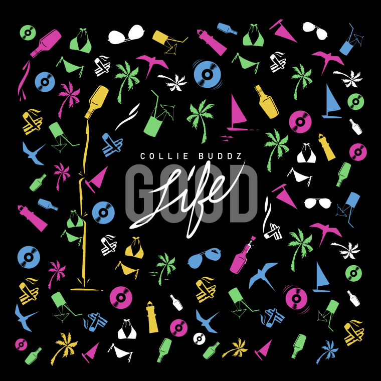 Collie Buddz Catches Us Up With His First Album In Ten Years, <i>Good Life</i>