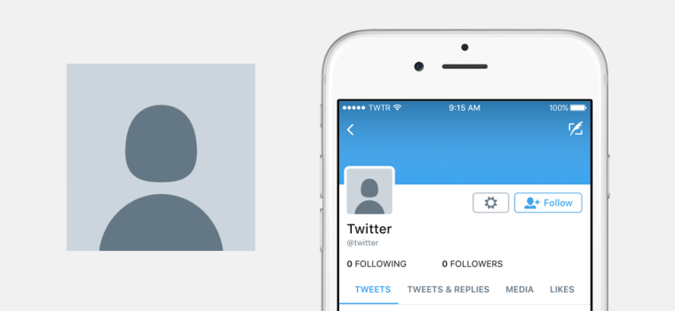 Twitter Is Getting Rid Of Egg Profile Photos Because They're Associated With Harassment