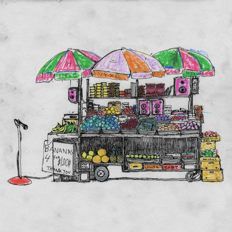 "Onyx Collective returns with ""Fruit Stand,"" a free-flowing instrumental dedicated to New York"