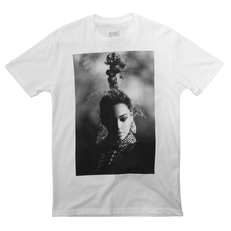 Beyoncé Released A New Merch Collection To Celebrate The One-Year Anniversary Of <i>Lemonade</i>
