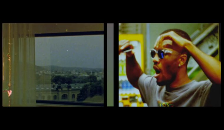 Meet The Director Claiming He's Behind Frank Ocean's Video Art Project