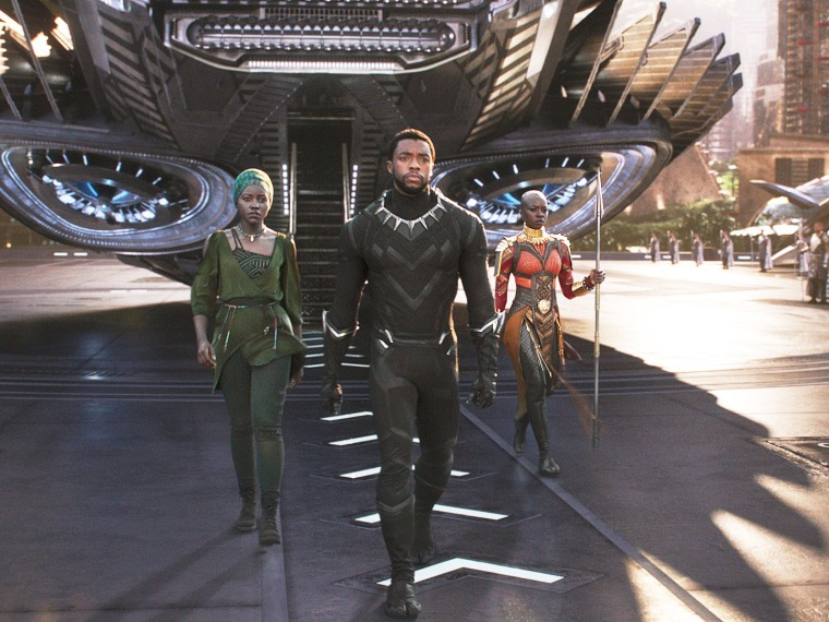 <i>Black Panther</i> debuts with 100% Rotten Tomatoes score