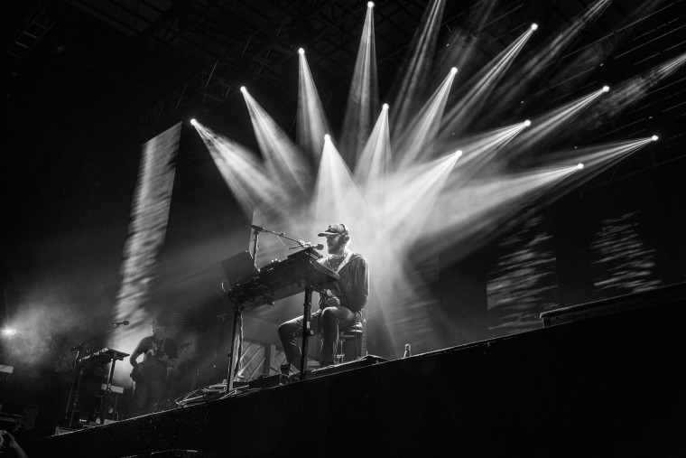 Bon Iver Debuted His Most Ambitious Album Yet At Wisconsin's Eaux Claires Festival