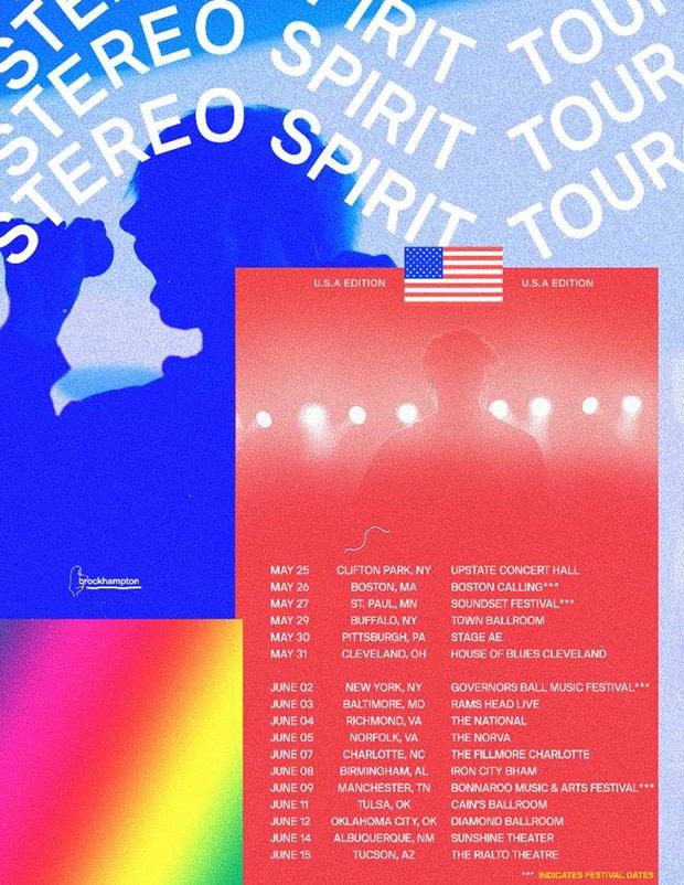 Brockhampton announces North American tour dates