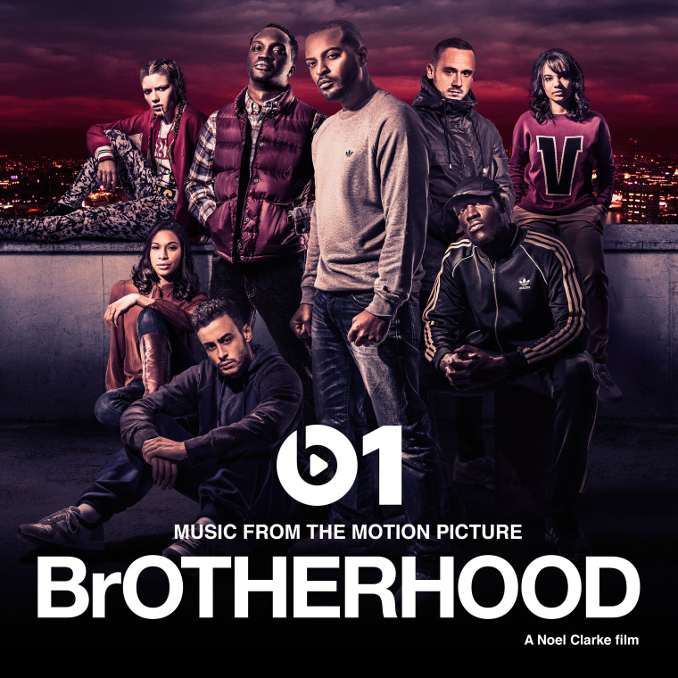 Stormzy Debuts A New Song From The <I>Brotherhood</i> Soundtrack