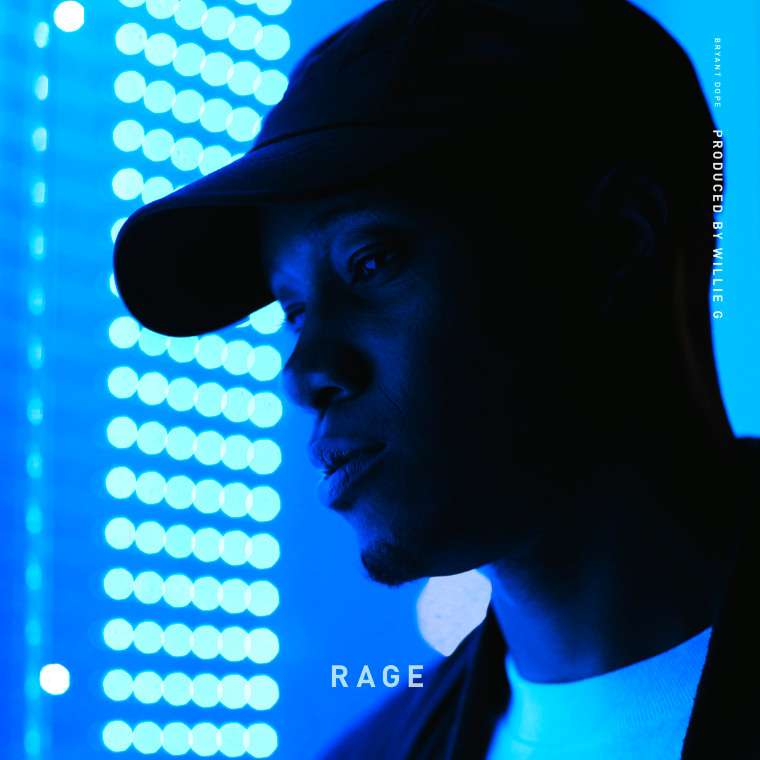 "Bryant Dope Is Fed Up With Police Violence On ""RAGE"""