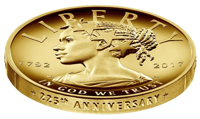 Lady Liberty Will Be A Black Woman On A U.S. Coin For The First Time Ever