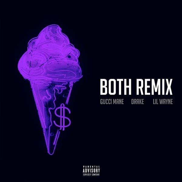 """Lil Wayne Joins Gucci Mane And Drake On """"Both (Remix)"""""""