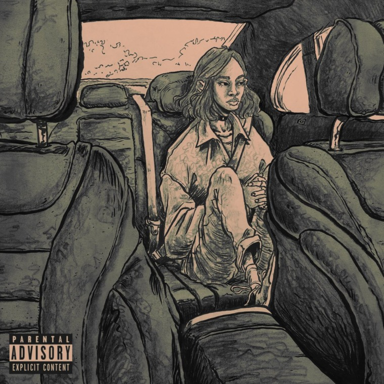 """Little Simz Contemplates Life On The Road In Her New Track, """"Backseat"""""""
