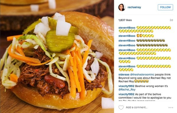 Please Leave Rachael Ray Alone