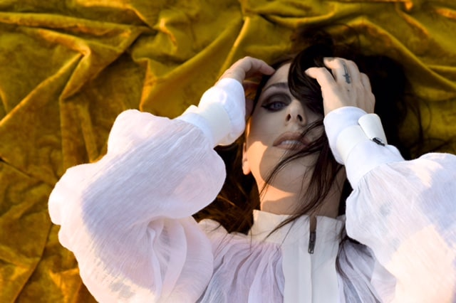 "Chelsea Wolfe Shares Gorgeous Doom Metal Track ""Vex"""